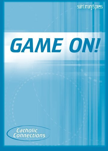 GAME ON! - Saint Mary's Press