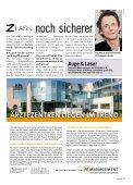Schnarchen Sie noch immer? - Medicent Innsbruck - Seite 3