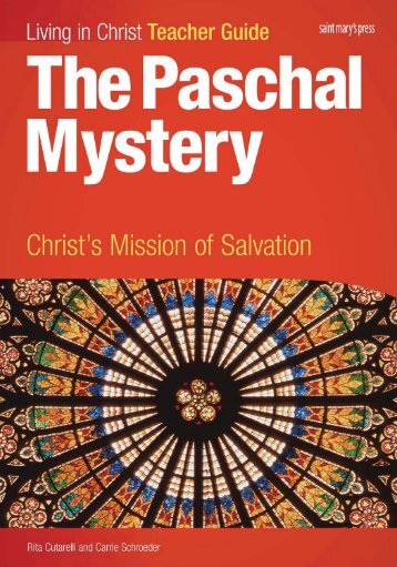 The Paschal Mystery - Saint Mary's Press