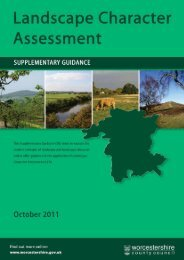Landscape Character Assessment Supplementary Guidance