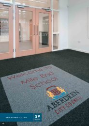 Specialist Carpets, Tiles and Mats - Heckmondwike FB