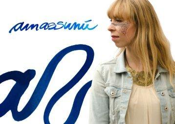 Produktentwicklung 'Amassunú': Gestaltung einer fiktiven Marke