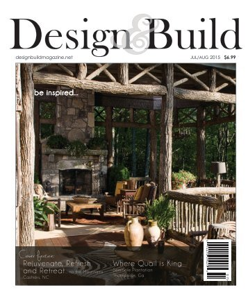 Design&Build Magazine July/Aug 2015