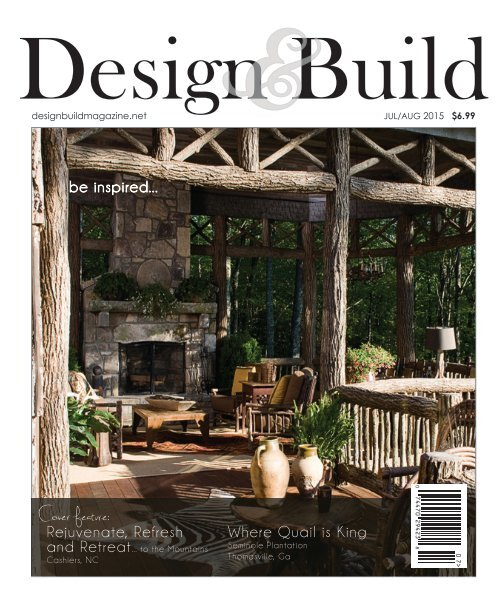 Design&Build Magazine July/Aug 2015