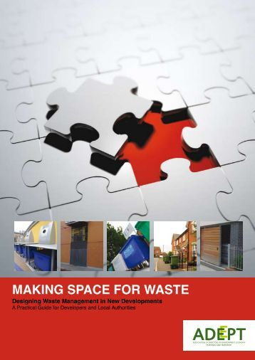 Report: Making space for waste - Local Government Chronicle
