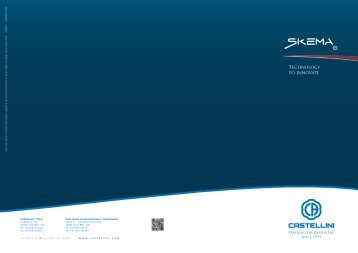 Download brochure Skema 6 - Castellini