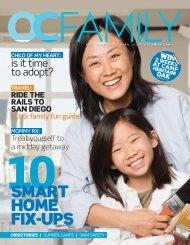OC Family magazine's - Cucina Urbana