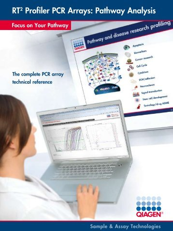 rt2 profiler pcr array user manual