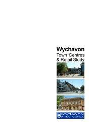 Wychavon - South Worcestershire Development Plan