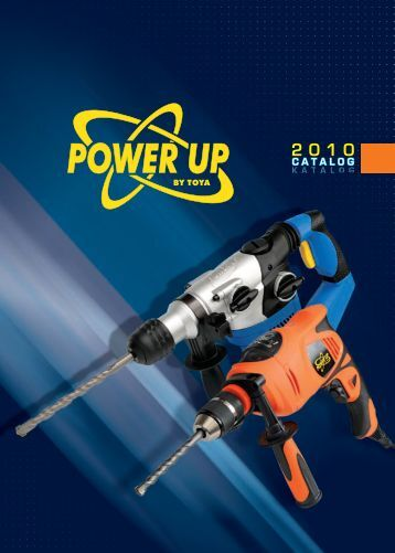 Katalog POWER UP 2010