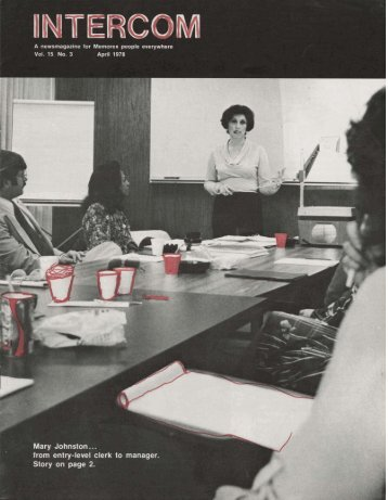 Memorex Intercom Newsletter 1978 April