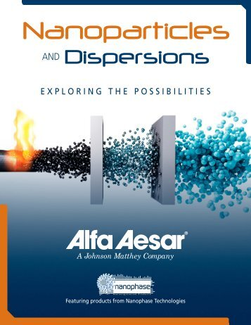 AND Dispersions - Labface