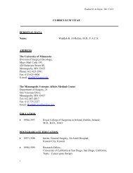 Waddah B. Al-Refaie, MD, FACS - Surgery Department - University ...