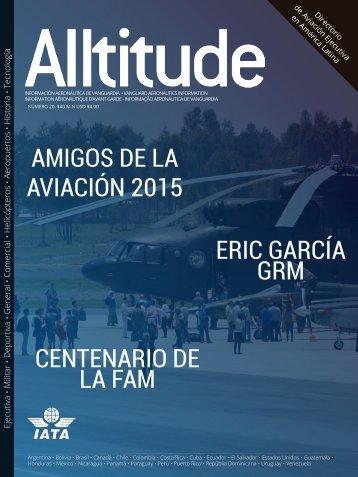 AMIGOS DE LA AVIACIÓN 2015 CENTENARIO DE LA FAM ERIC GARCÍA GRM