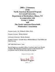 2008 v. 2 Summary of the North American Research Program At ...