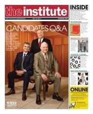 September - The Institute - IEEE