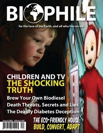 bi phile - Biophile Magazine