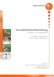 4. Weitere Abkl¥rung, Spezialisierte Diagnose - Rhein-Erft-Kreis