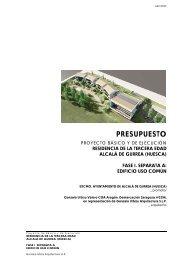 presupuesto - Ayuntamiento de Alcalá de Gurrea Sede Electrónica