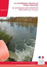 Plaquette -septembre 2012 - DREAL Poitou-Charentes