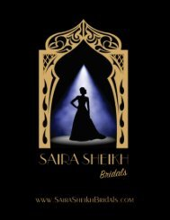 Saira Sheikh Bridals Evening Wear Catalogue.pdf