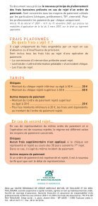 Limitation des frais de rejet sur opérations de paiement (148 Ko) - Page 2