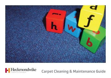 Carpet Cleaning & Maintenance Guide - Heckmondwike