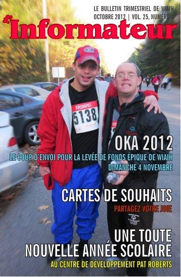 Octobre 2012 - WIAIH