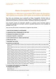 Télécharger le Guide des études Master Comptabilité Contrôle Audit ...