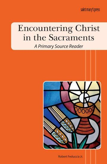 Sacrament - Saint Mary's Press
