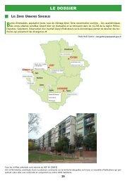 Dossier - DREAL Poitou-Charentes