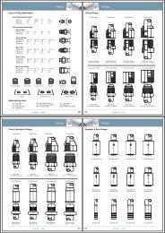 Technical information for FITTINGS Fittings ... - Indotek-bpn.com