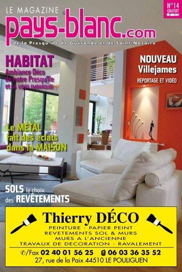 HABITAT - Pays-blanc