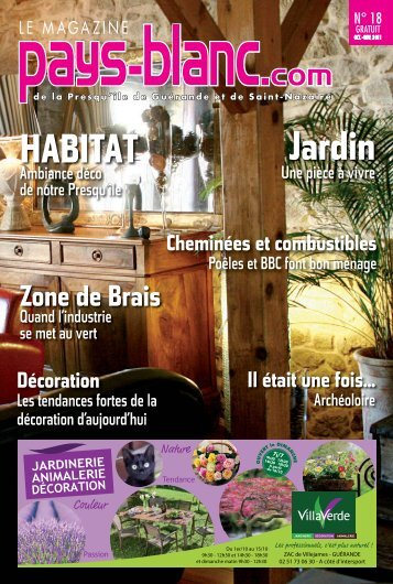 HABITAT Jardin - Pays-blanc