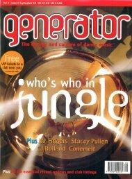 download pdf - Generator Magazine
