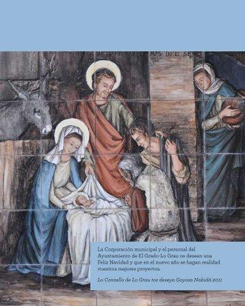 Calendario 2012 - El Grado