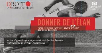 PDF - 2 Mo - UFR Droit et Sciences Sociales - Université de Poitiers