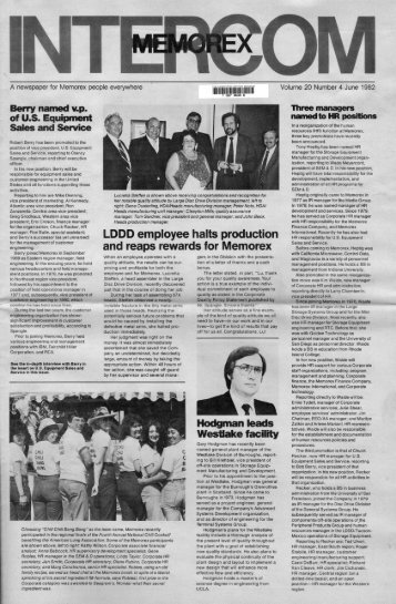 LDDD employee halts production and reaps rewards ... - mrxhist.org