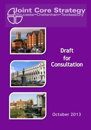 Draft JCS for Consultation October 2013 Council ...