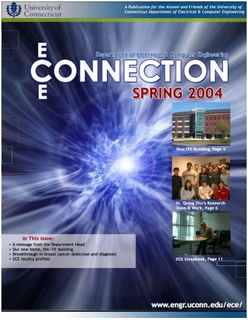 Spring 2004 - Electrical and Computer Engineering - University of ...