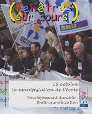 FSC n°319 - SNUipp