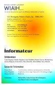 L'Informateur de WIAIH | Été 2013 - Page 2