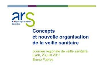 la veille sanitaire - ARS Rhône-Alpes