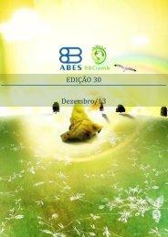 EDIÇÃO 30 - Dezembro/13 - RBCIAMB