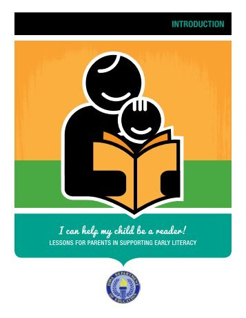 I can help my child be a reader! - Iowa Department of Education