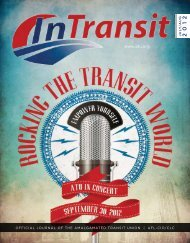 In Transit - Amalgamated Transit Union