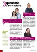 """Journal des Notaires """"Notaires 34"""" - Le Journal des Notaires - Page 2"""