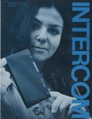 Memorex Intercom Newsletter 1971 January - mrxhist.org