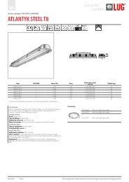 ATLANTYK STEEL T8 - LUG
