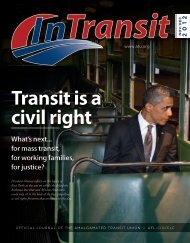 U.S. Version - Amalgamated Transit Union